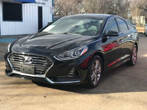 2018 Hyundai Sonata for sale at Discount Auto Company in Houston TX