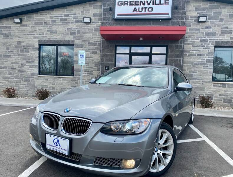 2008 BMW 3 Series for sale at GREENVILLE AUTO in Greenville WI