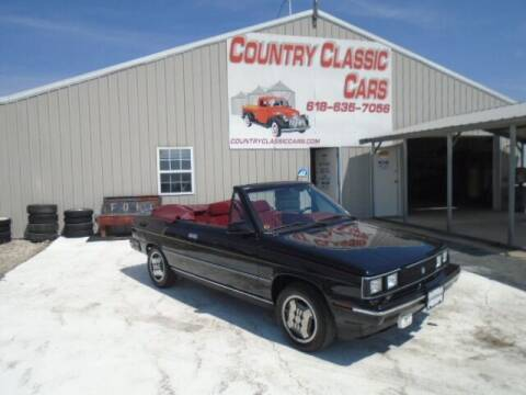 1986 AMC Renault