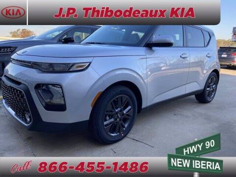 2021 Kia Soul for sale at J P Thibodeaux Used Cars in New Iberia LA