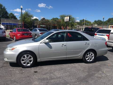 2004 Toyota Camry for sale at BWK of Columbia in Columbia SC