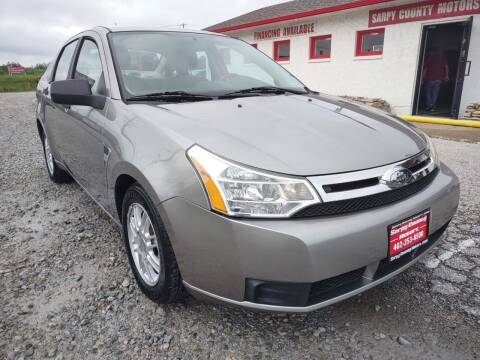 2008 Ford Focus for sale at Sarpy County Motors in Springfield NE