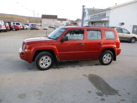2008 Jeep Patriot for sale at ROUTE 119 AUTO SALES & SVC in Homer City PA