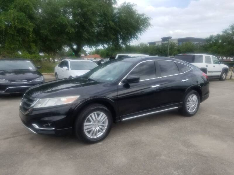 2013 Honda Crosstour for sale at FAMILY AUTO BROKERS in Longwood FL