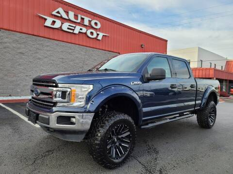 2018 Ford F-150 for sale at Auto Depot - Madison in Madison TN