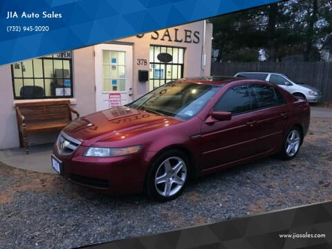 2005 Acura TL for sale at JIA Auto Sales in Port Monmouth NJ