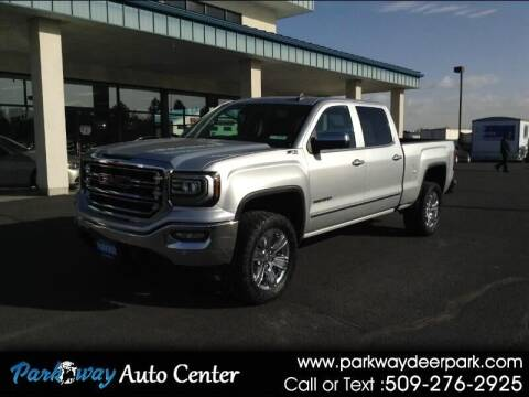 2017 GMC Sierra 1500 for sale at PARKWAY AUTO CENTER AND RV in Deer Park WA