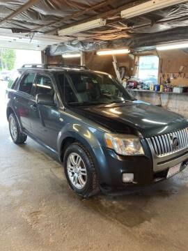 2009 Mercury Mariner for sale at Lavictoire Auto Sales in West Rutland VT