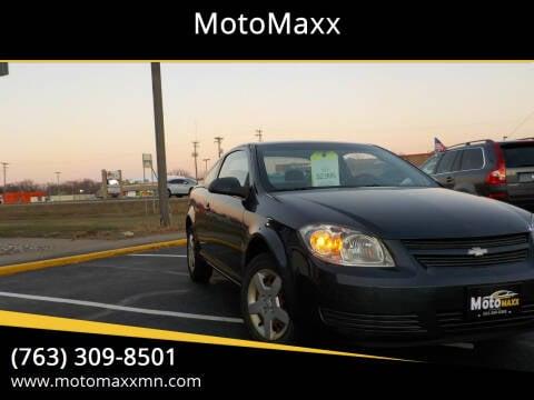 2008 Chevrolet Cobalt for sale at MotoMaxx in Spring Lake Park MN