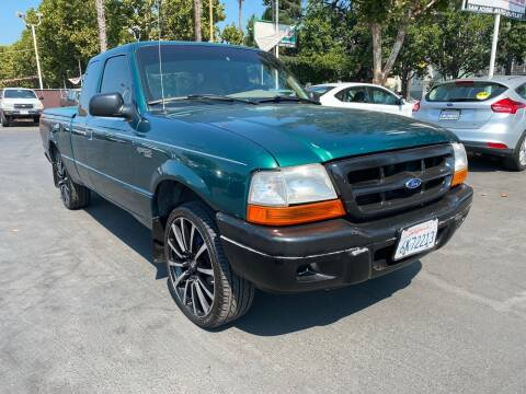 2000 Ford Ranger for sale at San Jose Auto Outlet in San Jose CA