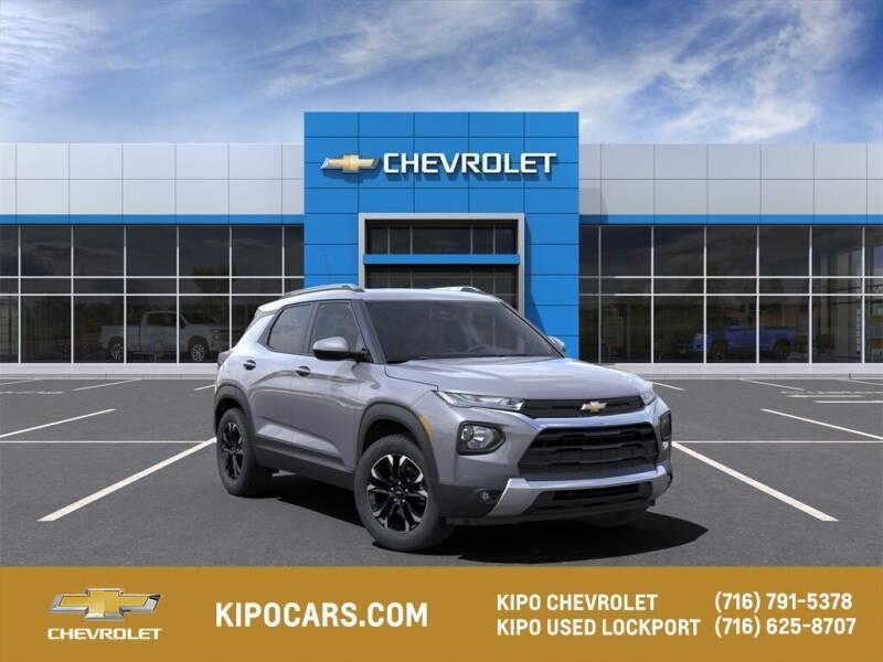 2021 Chevrolet TrailBlazer for sale in Ransomville, NY