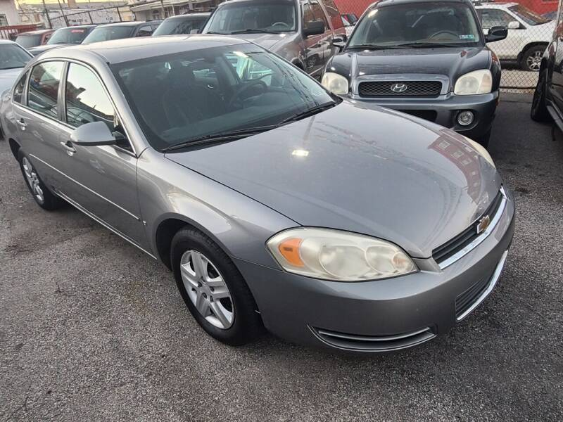 2006 Chevrolet Impala for sale at Rockland Auto Sales in Philadelphia PA