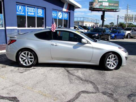 2013 Hyundai Genesis Coupe for sale at Orlando Auto Connect in Orlando FL
