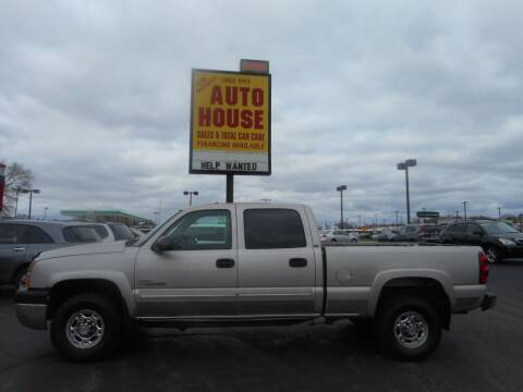 2005 Chevrolet Silverado 2500HD for sale at AUTO HOUSE WAUKESHA in Waukesha WI