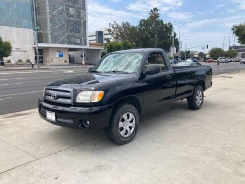 2003 Toyota Tundra for sale at Del Mar Auto LLC in Los Angeles CA