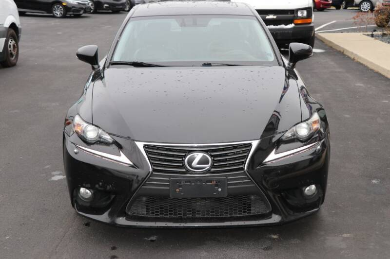 2014 Lexus IS 250 for sale at Ultimate Auto Deals DBA Hernandez Auto Connection in Fort Wayne IN