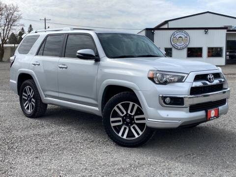 2017 Toyota 4Runner for sale at The Other Guys Auto Sales in Island City OR