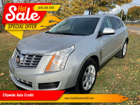 2013 Cadillac SRX for sale at CItywide Auto Credit in Oregon OH