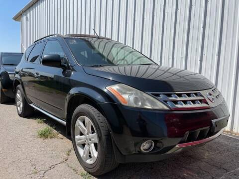 2007 Nissan Murano for sale at Lumpy's Auto Sales in Oklahoma City OK