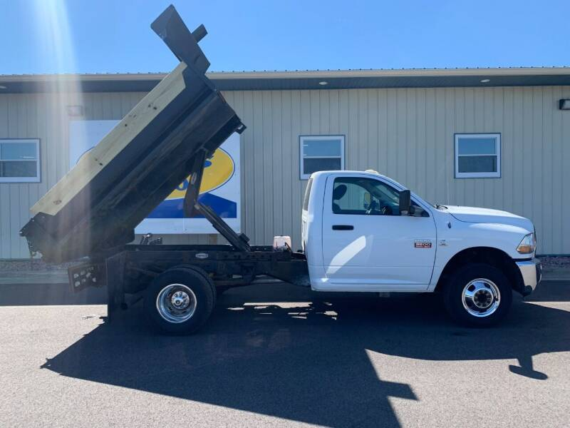 2012 RAM Ram Chassis 3500 for sale at TJ's Auto in Wisconsin Rapids WI