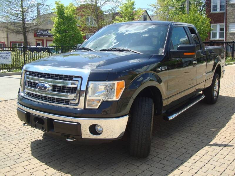 2013 Ford F-150 for sale at Tempo Auto of Chicago in Chicago IL