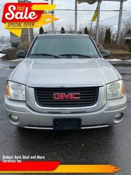 2005 GMC Envoy for sale at Budget Auto Deal and More Services Inc in Worcester MA