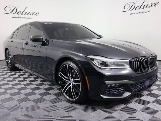 2018 BMW 7 Series for sale at DeluxeNJ.com in Linden NJ