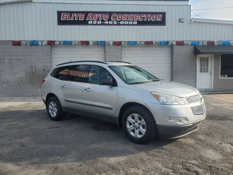 2011 Chevrolet Traverse for sale at Elite Auto Connection in Conover NC