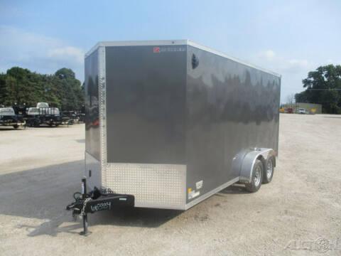 2021 RC Trailers Enclosed Cargo RDLX 7X16TA2