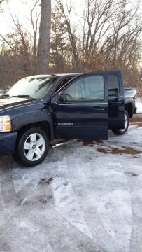 2007 Chevrolet Silverado 1500 for sale at Expressway Auto Auction in Howard City MI