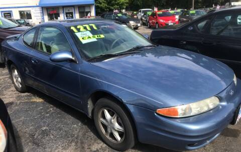 1999 Oldsmobile Alero for sale at Klein on Vine in Cincinnati OH