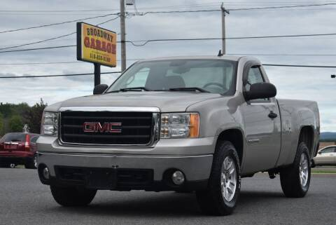 2007 GMC Sierra 1500 for sale at Broadway Garage of Columbia County Inc. in Hudson NY