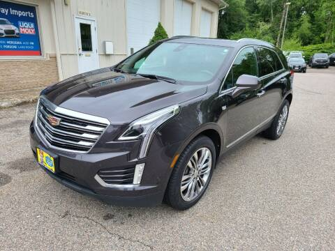 2017 Cadillac XT5 for sale at Medway Imports in Medway MA