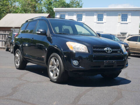 2011 Toyota RAV4 for sale at Canton Auto Exchange in Canton CT