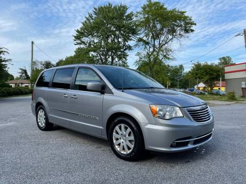 2015 Chrysler Town and Country for sale at RoadLink Auto Sales in Greensboro NC