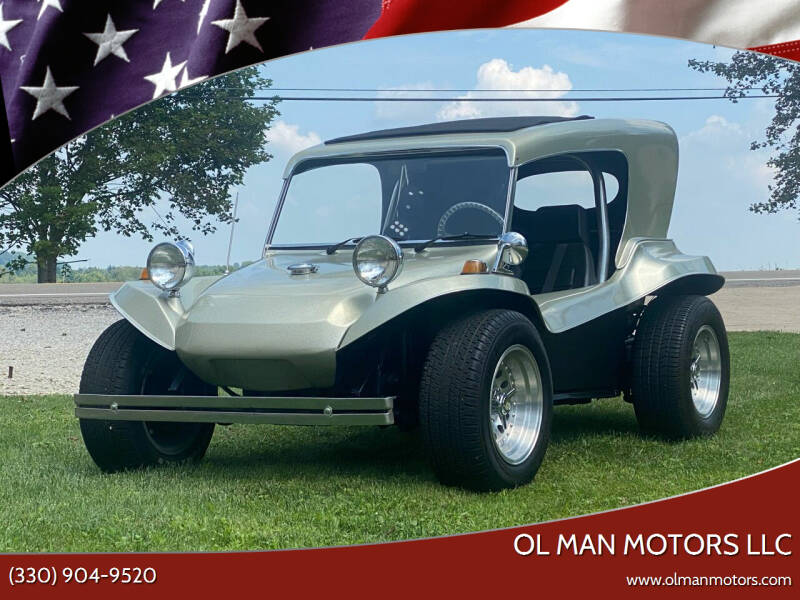 1964 Volkswagen Citation II for sale at Ol Man Motors LLC in Louisville OH