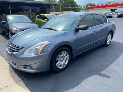 2011 Nissan Altima for sale at Wise Investments Auto Sales in Sellersburg IN
