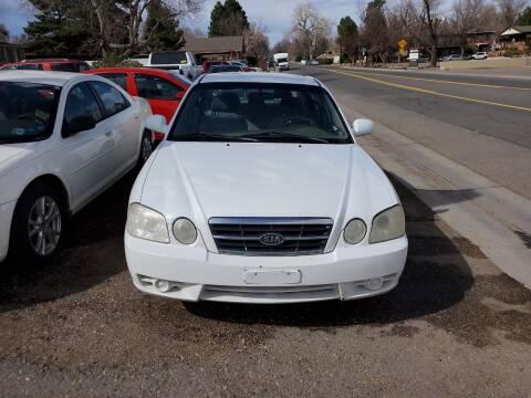 2005 Kia Optima for sale at Highbid Auto Sales & Service in Lakewood CO