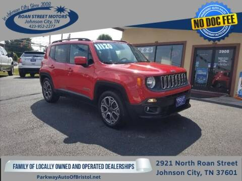 2015 Jeep Renegade for sale at PARKWAY AUTO SALES OF BRISTOL in Bristol TN