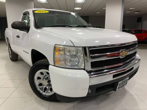 2011 Chevrolet Silverado 1500 for sale at Auto Mall of Springfield in Springfield IL