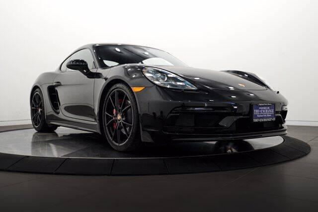 2018 Porsche 718 Cayman for sale in Highland Park, IL
