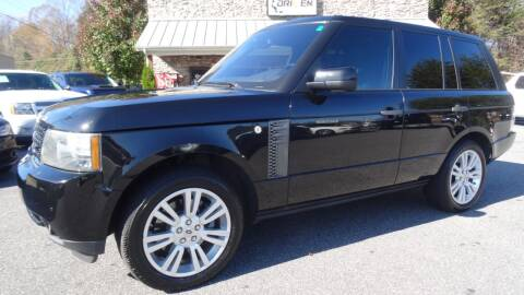 2011 Land Rover Range Rover for sale at Driven Pre-Owned in Lenoir NC