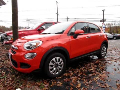 2016 FIAT 500X for sale at American Auto Group Now in Maple Shade NJ