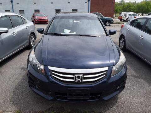 2011 Honda Accord for sale at Auto Villa in Danville VA