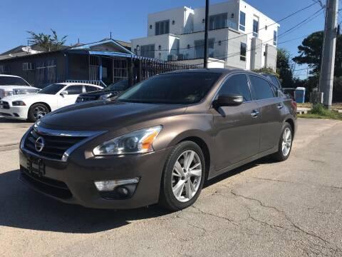 2013 Nissan Altima for sale at Saipan Auto Sales in Houston TX