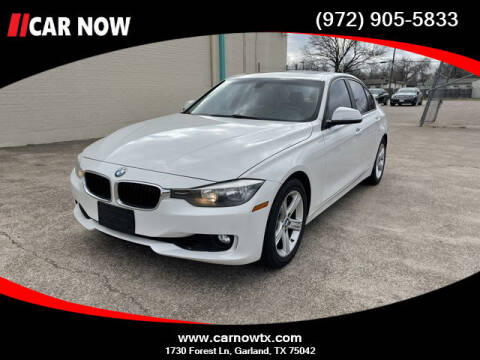 2013 BMW 3 Series for sale at Car Now Dallas in Dallas TX
