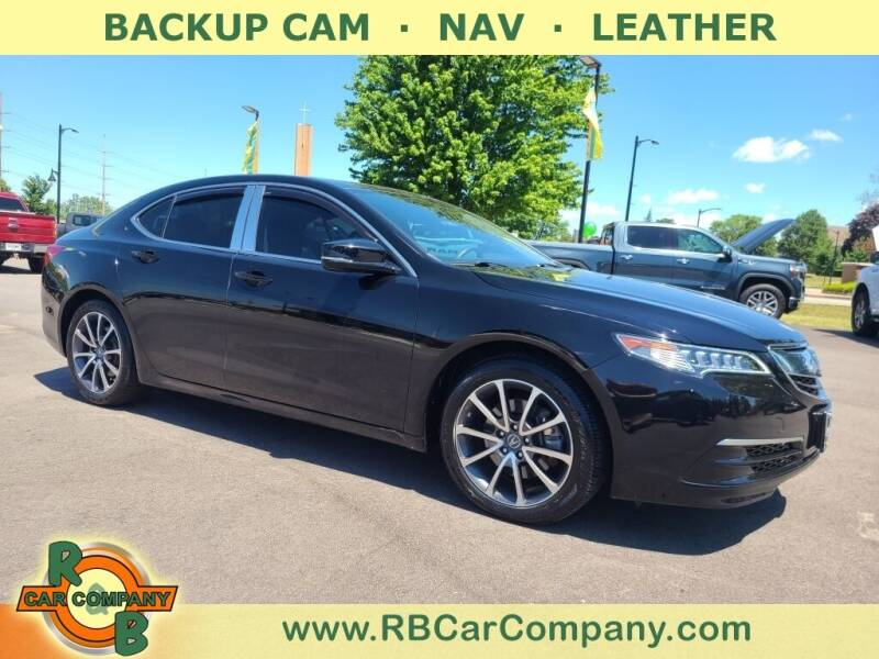 2017 Acura TLX for sale at R & B Car Company in South Bend IN
