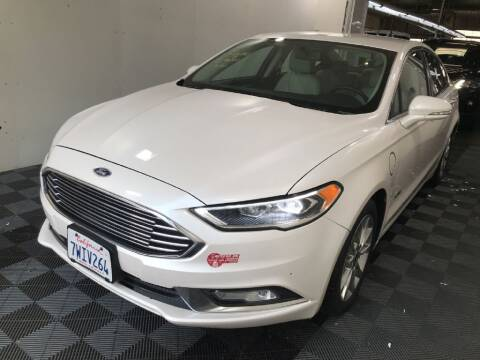 2017 Ford Fusion Energi for sale at CENTURY MOTORS Bakersfield in Bakersfield CA