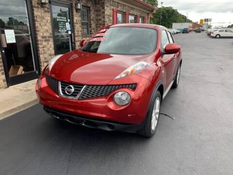 2013 Nissan JUKE for sale at Smyrna Auto Sales in Smyrna TN