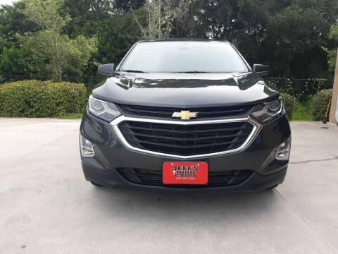 2019 Chevrolet Equinox for sale at Jeff's Auto Sales & Service in Port Charlotte FL
